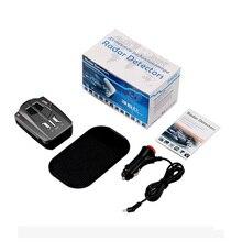 Balight автомобильный радар-детектор скорости 360 градусов Автомобильный радар-детектор голосовое оповещПредупреждение автоматический СВЕТОДИОДНЫЙ дисплей