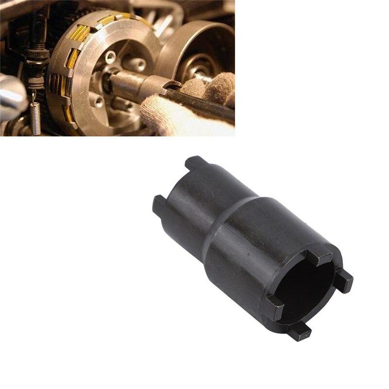 Motorfiets Clutch Lock Moer Steeksleutel Voor Dirt Bike Repareren Tool Clutch Hub Spanner / Starter Clutch Nut Removal