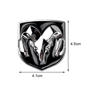 Автомобильный Стайлинг 3D металлическая эмблема значок наклейки для Dodge Challenger Avenger SXT Caliber Nitro RAM 1500 автомобильные аксессуары|Наклейки на автомобиль|   | АлиЭкспресс