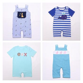 Newborn Baby Clothes Boys Jumpsuit Toddler Outfits  Fashion Kids Romper Children Autumn Clothing Easter