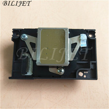מקורי חדש DX6 הדפסת ראש F1800400030 עבור Epson L801 L800 L805 TX650 T50 R290 טיטאן jet מדפסת ראש ההדפסה 1 מחשב