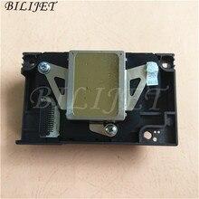 الأصلي جديد DX6 طباعة رئيس F1800400030 لإبسون L801 L800 L805 TX650 T50 R290 تيتان طابعة نافثة رأس الطباعة 1 قطعة