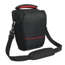 Сумка-слинг для фотокамеры, сумка через плечо, цифровой чехол, водонепроницаемый чехол от дождя для DSLR, мягкая мужская и женская сумка для Canon, Nikon, sony, SLR