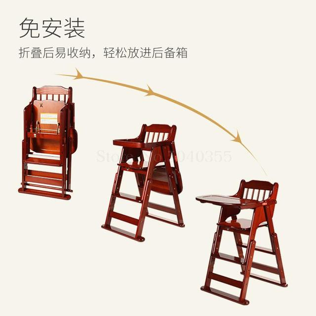 Luxury Baby Dining Chair  2