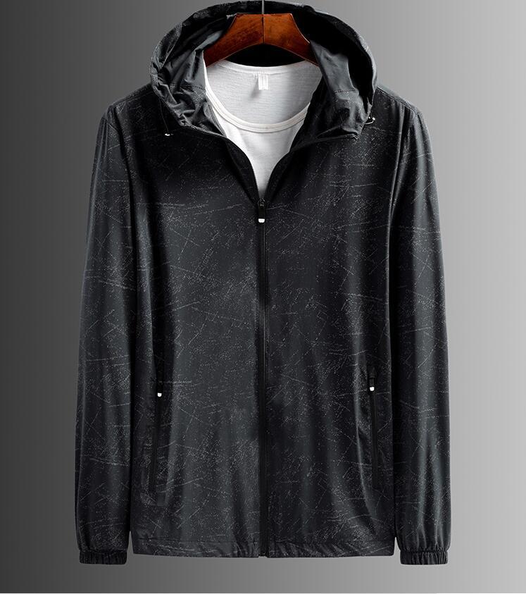 2019 New SB97 Women   Basic     Jackets   Female Zipper Pockets Casual Long Sleeves Coats Autumn Hooded Two Tone Windbreaker   Jacket