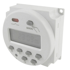 AC 220V LCD Power Digital Programmable Timer Time Switch|Garden Water Timers|   -