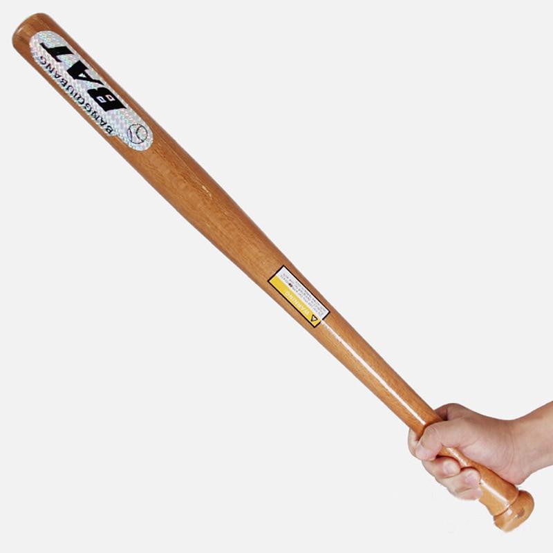 21-33Inch Wood Baseball Bat Professional Hardwood Baseball Stick Outdoor Sports Self-defense Weapon Bat Of The Bit Softball Bats 1