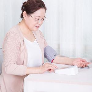 Image 5 - Youpin Andon Smart Blutdruck Monitor Arm Herzschlag Rate Pulse Meter Tonometer Blutdruckmessgeräte Pulsometer Für Hause