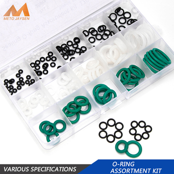 PCP Paintball Durable Socket Sealing O-ring Silicone NBR VMQ FKM Red Black White Green Gasket Replacement Quick Coupler Fittings