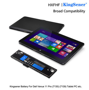 Image 5 - KingSener New HXFHF Laptop Battery For Venue 11 Pro (7130) 11 Pro (7139) 11 Pro 7310 HXFHF VJF0X 7.4V 36WH Free 2 Years Warranty