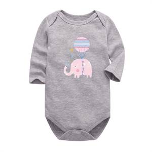 Baby Clothing Girls Infant Winter 24-Months Bodysuit Long-Sleeve Autumn Babies 6-9 3
