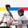 2020 pro equipe triathlon terno das mulheres ciclismo camisa skinsuit macacão maillot ciclismo ropa ciclismo conjunto de manga curta gel almofada roupas com frete gratis conjunto feminino ciclismo ciclismo feminino 19