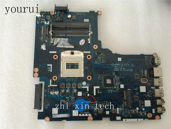 yourui For NEC LL750 LL750M Laptop motherboard VIWU6 LA-9711P  Fully test ok