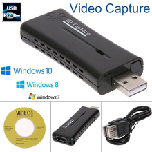 USB2.0 Video Card Capture HDMI Video Capture Card 1 Way Cards Grabber Recorder Gaming Video Capture Card for Win7/8/10 dropship