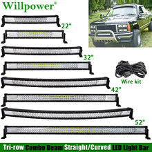 SUV 4WD Car Roof Straight Curved 22