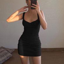 Mulheres cinta mini vestido ruched rendas até cruz bandagem sem costas bodycon festa sexy elegante 2020 clube natal magro