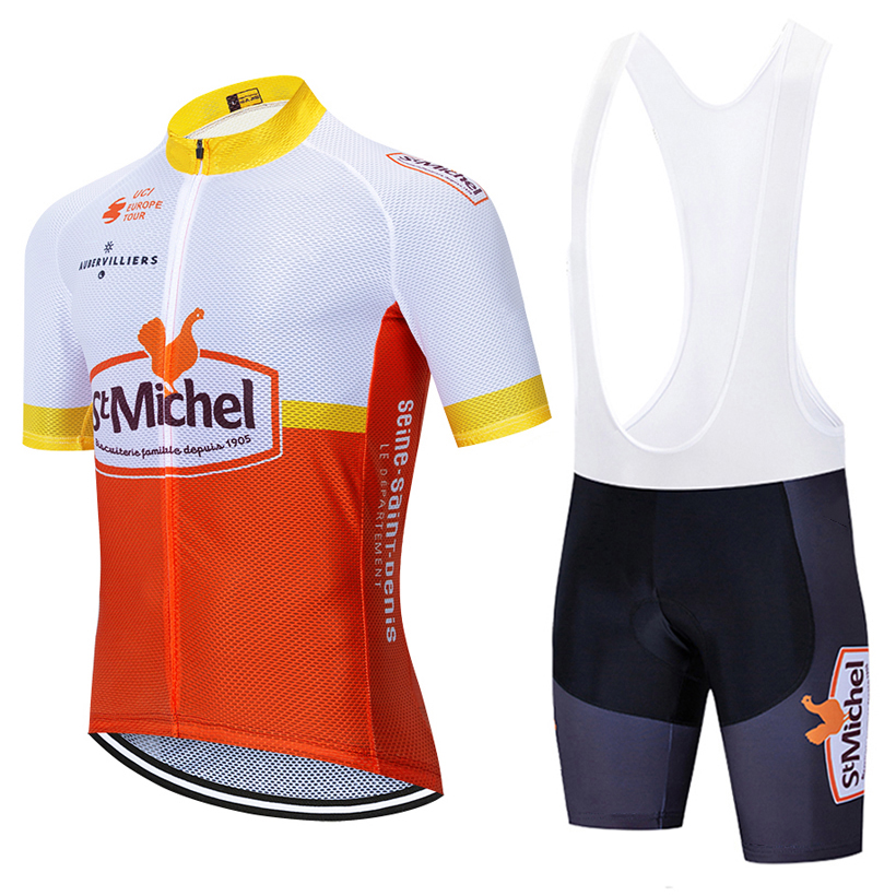 Men/'s Bicycle Clothing  Short Sleeve Sports Wear Cycling Jersey Shorts Pants