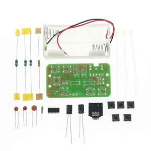 Radio-Kits Repair-Parts Easy-Installation Fm Stereo Production-Accessories 1set