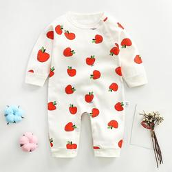 Baby Girls Bodysuit Newborn Bottoming Climbing Suit Infant Baby Boy Clothes Clothing Toddler Jumpsuit Playsuit Kids Outfit