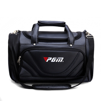 Golf Clothes Men Bag PU Ball Multi-functional Large Capacity Ultralight Wear-resistant Golf Bag FK88