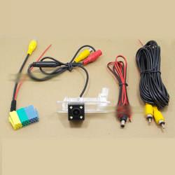 Применимые массы 18-Lavida Polo оригинальная Автомобильная навигационная установка адаптер камеры заднего вида кабель заднего вида обратное