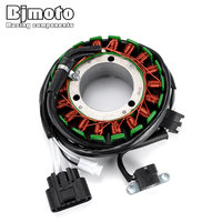BJMOTO Motorcycle Generator Stator Coil Comp For Yamaha RX Warrior 1000 2004 2005 RX 1 2003 2005 Apex 1000 2006 2010