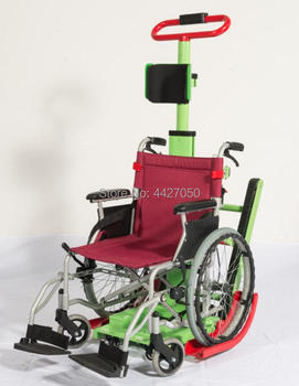 2019 New creative electric wheelchair up and down stairs power accessories