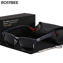 Brand design Polarized Driving Sunglasses men women Classic new banned