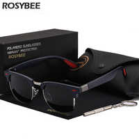 Marque design polarisé conduite lunettes de soleil hommes femmes classique nouveau interdit lunettes de soleil mode lunette de soleil mâle UV400 Oculos
