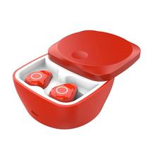 Q5 new TWS Bluetooth Headset 5.0 Binaural In-ear Mini Wireless Sports Waterproof Earphones with Charging Compartment