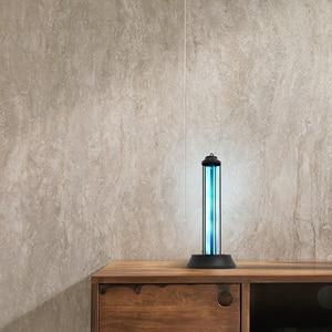 Image 4 - Youpin germicide UVC Ozone désinfection lampe Quartz stérilisateur lumière pour désinfecter les bactéries tuer les acariens stérilisation désodorisation