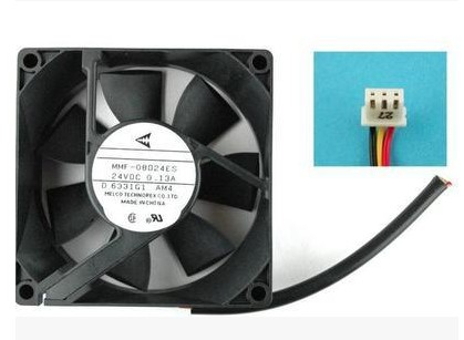 New Mitsubishi MMF-08D24ES-AM4  24V 0.13A Cooling Fan