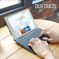 Original DUX DUCIS Bluetooth Wireless keyboard Case For iPad Pro 10.5 2017  Smart Flip Protection iPad Air 3 10.5 2019 Cover|Keyboards|   -