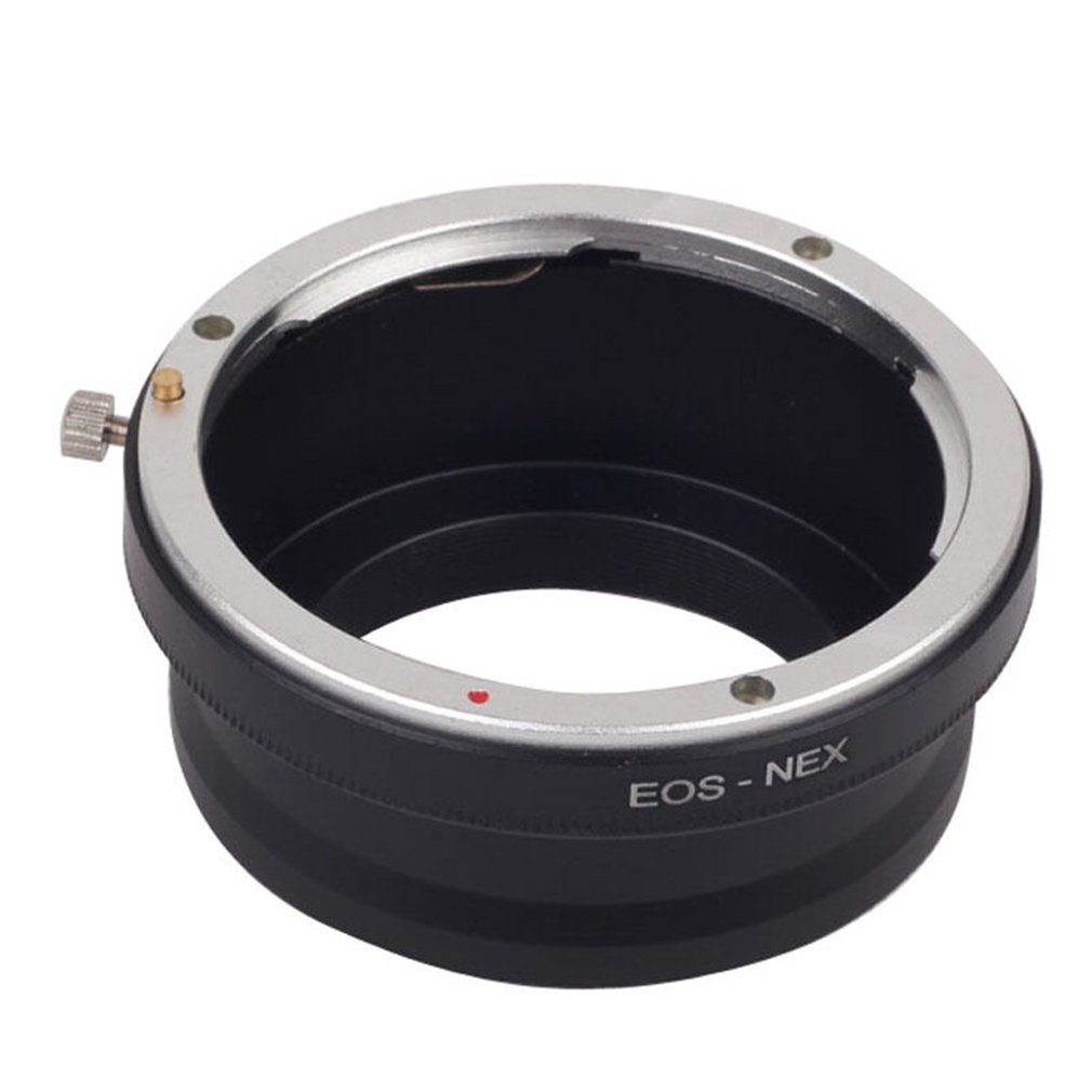 Bague D'adaptation pour Canon EF-S BAJONETT Lentille Pour SONY NEX E Monture NEX Bague D'adaptation NEX-7 NEX-5 NEX-3