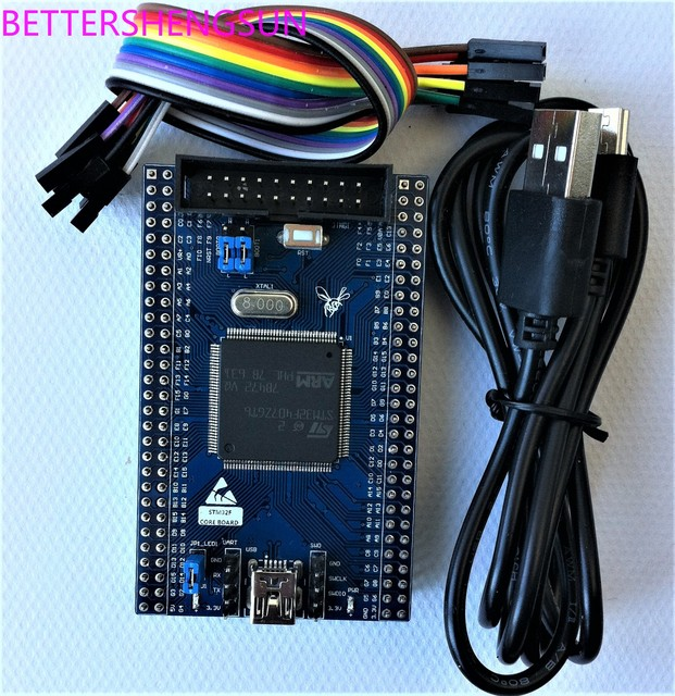Système de carte de base STM32F407, système de carte minimum STM32F407ZGT6
