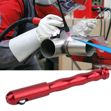 Tig Finger Feeder Welding Accessories Dab Pen for Stick Welder Aluminum Weld Rods Holder Filler Wire Pen