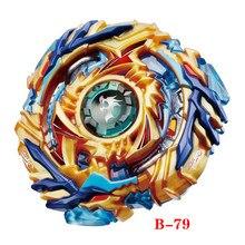 Jouets Gyroscope pour enfants sans lanceur Burst B-79, démarreur de vidange, lame Gt Booster en métal toupies