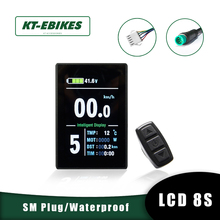 Conversion-Kit-Accessories Bicycle-Display Kt Ebike Electric-Bike Kunteng LCD8S Kt Lcd
