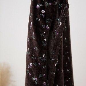 Image 5 - Metersbonwe 긴 니트 계층화 된 여성 스파게티 스트랩 스웨터 드레스 벨벳 빈티지 가을 겨울 드레스 여성 드레스