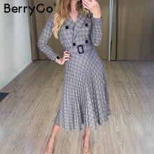 vestidos BerryGo Oficina doble