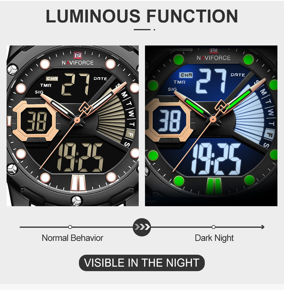 Hc66cc3a449004e49b9844200a967cf83R NAVIFORCE Men Watch Top Luxury Brand Fashion Sports Wristwatch