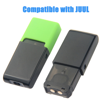 for J u u l Pods 1 Piece Tank Vape Pen Cartridge Cotton Coil Atomizer Electronic Cigarettes 1.8ohm 1ml MK II Pods image