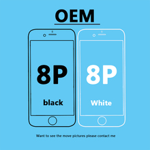 AAA Quality OEM 5.5 Inch for IPhone 8 Plus LCD Display Screen Flex Cable and Test Digitizer Replacement Touch Screen 3D Touch