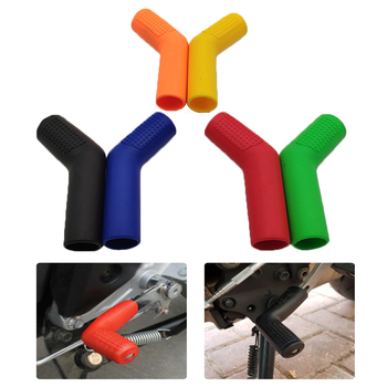 Universal Motorcycle Gear Shift Lever Covers Rubber Sock Protectors For KTM Super Adventure 1290 rc 200 390 8 125 65SX 150SX image