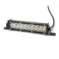 1Pcs ECAHAYAKU 7 inch Dual Row Led Light Bar for Jeep Jk Hummer CJ SUV UTE Raptor Pick up Trucks 4x4 Offroad Rubicon Chevy GMC|Light Bar/Work Light| |  -