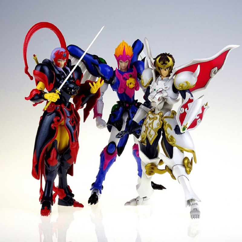 Dasin Model TenKuu Senki Shurato Garuda King Action Figure Metal Armor