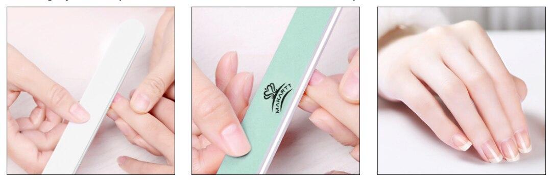manicure ferramentas de polonês