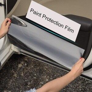 SUNICE TPH Защитная пленка для краски автомобиля виниловая матовая защита от царапин корпус автомобиля телефон компьютерный экран самовосстан...