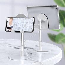 LINGCHEN support de téléphone pour iPhone 11 Xiaomi mi 9 support de bureau de téléphone Portable pour iPhone X XS 7 8 support de téléphone Portable Portable
