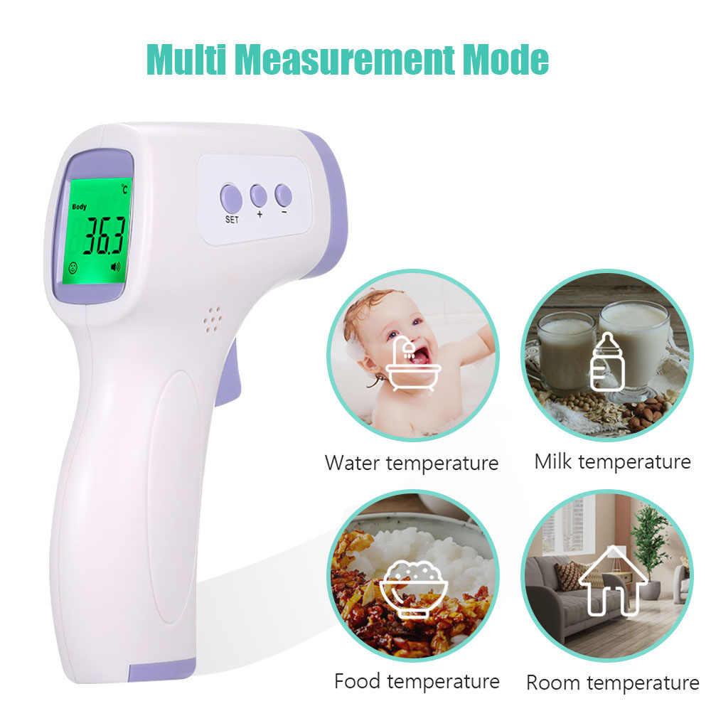 Домашний термометр Infrarojo цифровой термометр лазерный Бесконтактный инфракрасный Температура инфракрасный ИК Температура пистолет Термальность Камера